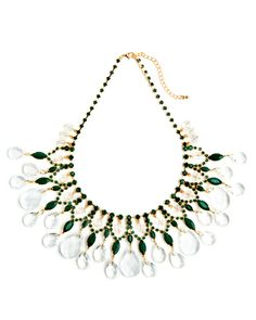 The Chandelier Necklace by JewelMint.com, $29.99