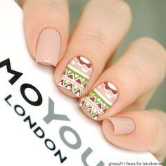 Плитка для стемпинга MoYou London Kaleidoscope 10 - купить с доставкой по Москве, CПб и всей России.