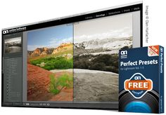 Over 190 Free Presets for Adobe Lightroom. By onOne Software