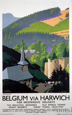 Harwich - Frank Newbould