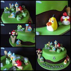 Os Angry Birds do Gonçalo