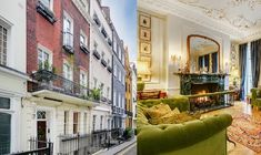 THE BEATLES' MAYFAIR MANSION IS ON SALE