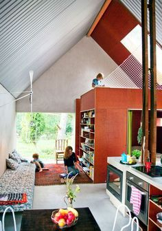 Hamra House by Swedish Architecture Studio DinellJohansson