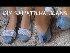 How to make Espadrilles by Dritz video tutorial - YouTube