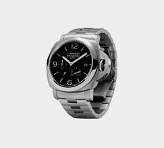 Hi All, Still reading up on my Panerai watches.pardon my noobs questions. From what I can gather, 312 and 328 are essentially the same watch except Audemars Piguet Watches, Panerai Watches, Men's Watches, Best Watches For Men, Cool Watches, Dream Watches, Panerai Luminor 1950, Watch Master, Hand Watch
