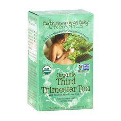 Earth Mama Angel Baby Mama Organic Third Trimester Tea