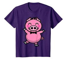 Farm Animals For Kids, Dance Humor, Dancing, Vegan, Amazon, Boys, Funny, Cute, T Shirt