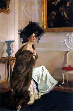 «Я хочу, хочу отрадного, и буду писать только отрадное». Портрет княгини Орловой вызвал неоднозначную реакцию современников - Серова обвиняли в несправедливости…