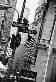 Calle en Nueva York