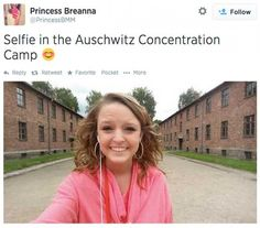 "The other side of the infamous ""Auschwitz selfie"" - The Washington Post"