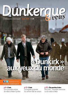 On the cover of city magazine (PDF)  https://www.ville-dunkerque.fr/fileadmin/user_upload/Les_Mags_de_la_ville/Dunkerque-et-Vous/2016/20-juin2016/Dunkerque-et-Vous-20-juin2016.pdf      via @jordanmanie/twitter