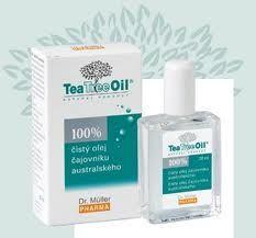 Teafaolajjal a pattanás ellen - Kozmetikusneszesszer