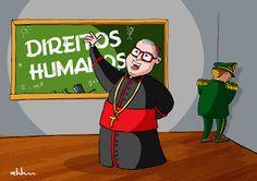 Blog do Elihu: Expo Dom Evaristo Arns no site HQ MIX!