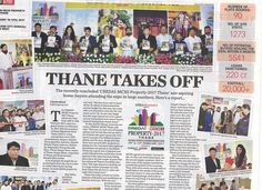 As seen in Times Property The recently concluded Times Property presents Credai-Mchi Property 2017 - Thane saw aspiring home-buyers attending the expo in large numbers. www.ashar.in #RealEstate #AsharGroup #Thane #CREDAI #MCHI #Exhibition #Propery #Media #Nespaper #TOI #TimesProperty