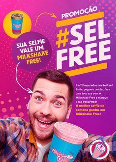Promoção #SelFree on Behance