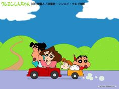 Free Cartoon wallpaper - Crayon Shin-chan wallpaper - 1024x768 wallpaper - Index 11