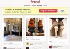 sort of meta... but a break down of Pinterest sign up process