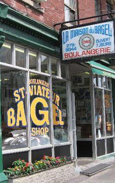 St Viateur Montreal's Best Bagel Shop