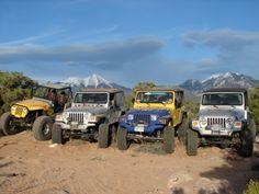 Mountain Off-Road Enterprises (M.O.R.E.) Jeeps