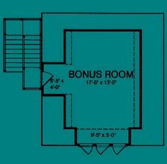 One Room Home Addition Plans Ranch House Plan Bonus