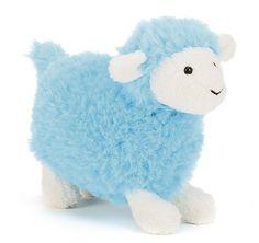 Jellycat SUS6TU Sugar Sheep Turquoise