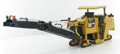 Construction - NORSCOT - 55286 - Caterpillar PM200 Cold Planer • Moveable loa