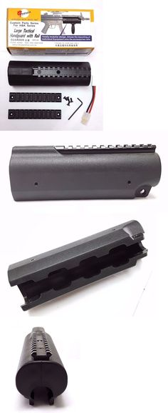 Accessories 31681: New Guarder Large Tactical Handguard W Rail For Tm Mp5 -- Airsoft Use -> BUY IT NOW ONLY: $45 on eBay!