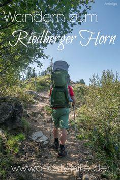 Unscheinbarer Gipfel mit atemberaubender Aussicht - Wanderung zum Riedberger Horn im Allgäu #Wandern #Allgäu