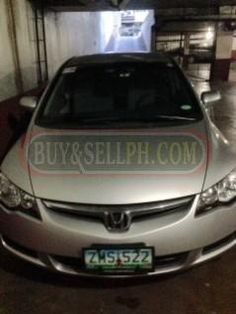 Browse Results For Honda Civic For Sale For Sale On Buy And Sell  Philippines. Brand New And Used Honda Civic For Sale For Sale.