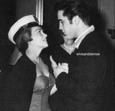 The loving look on her face ❤️ - Elvis never left