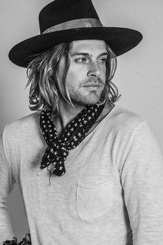 La premiere boutique de la marque de chapeaux Nick Fouquet a Venice Beach 14