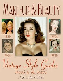 fashion consultant: 1920's Makeup Tutorial someone buy this for me!
