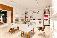 Ania Kruk jewellery Shop Photos