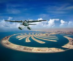 Experience Dubai from a different angle with Seawings
