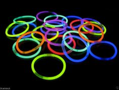 Festival art installation idea: We could have people stop to connect their glow bracelets and form each of the letters in the word:  EVOL. Spread the love! What a cool picture that would make when it is complete at the end of the night