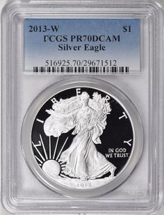2016 S American Silver Eagle Limited Edition Silver Proof Set First Strike Dollar PCGS *** More info could be found at the image url. (This is an affiliate link and I receive a commission for the sales) Silver Eagle Coins, Silver Eagles, Bullion Coins, Silver Bullion, Anniversary Letter, Texas Gold, Sell Coins, Gold American Eagle, Coin Auctions