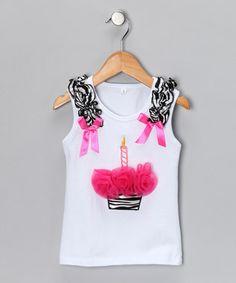DIY: cute 1st bday shirt idea with a 1 on it