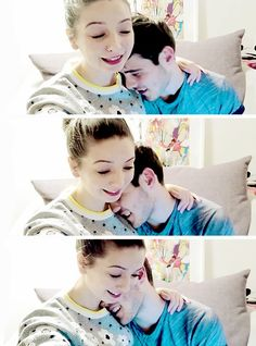 First, WHICH VIDEO WAS THIS?! Second, he calls her Little One. That. Is. WAY TOO CUTE ASDFGHJKL