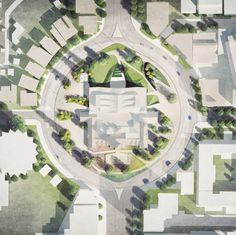 PUBLIC WORK is a Toronto-based urban design and landscape architecture studio engaged in building the contemporary city. Architecture Site Plan, Masterplan Architecture, Architecture Drawings, Landscape Architecture, Landscape Plans, Urban Landscape, Landscape Design, Linear Park, Photoshop Rendering