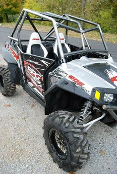 Another shot of our RZR 900.