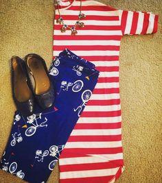 Sailer outfit idea