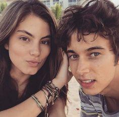 Bruna Hamu e Guilherme Hamacek