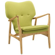 Heed Lounge Chair from The Modern Source