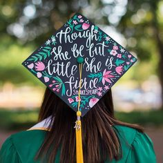 "@salomonsaysphoto on Instagram: ""Just sent out @jaeevs senior session gallery! But can we just take a second and look at how CUTE her custom grad cap designed by @michaellaheadrick is?! """