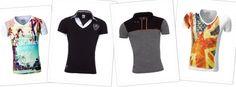 T-Shirt's en longsleeves van het merk Carisma. Ontdek de collectie op: www.slimfitstore.nl