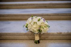 Bridal Bouquet. Cherry Blossom Events and Spence Photographics