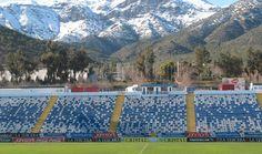 @Catolica Estadio San Carlos de Apoquindo #9ine
