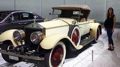 Concorso di Eleganza Villa d´Este - Auto d´epoca Rolls-Royce ...