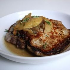 Baked Pork Chops and Apples Recipe - Michigan Agriculture