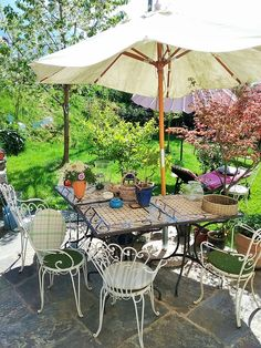 Chicano, B & B, Patio, Outdoor Decor, Home Decor, Terrace, Interior Design, Home Interior Design, Home Decoration